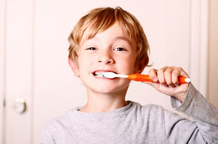 Should You Use Your Smartphone to Help Your Kids Brush?