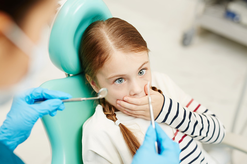 Are Kids Susceptible to Dental Anxiety?