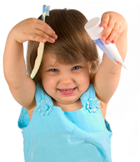 How to Pick The Best Toothpaste for Your Kids